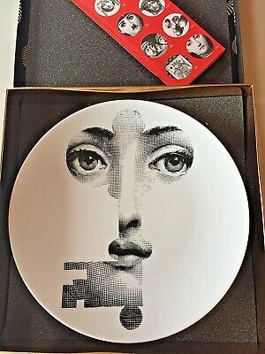 $170 • Buy Fornasetti T&V Plate 47