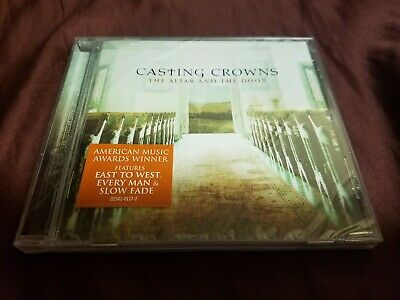$5.98 • Buy CASTING CROWNS-THE ALTAR AND THE DOOR CD (BRAND NEW/STILL SEALED) Ships Fast!