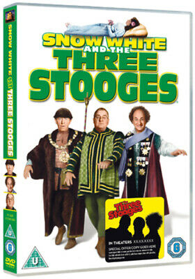 £3.08 • Buy The Three Stooges: Snow White And The Three Stooges DVD (2012) Carol Heiss,