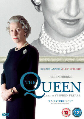 The Queen DVD (2007) Helen Mirren, Frears (DIR) Cert 12 FREE Shipping, Save £s • 2.01£