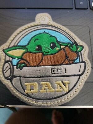 $12 • Buy Baby Yoda Christmas Ornament Bag Tag Gift Tag
