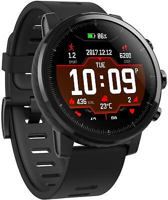 View Details Xiaomi Amazfit Stratos 2 Smart Watch UK Stock Tempered Glass Finish GPS • 119.99£