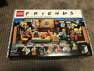Lego 21319 Friends Central Perk New/sealed • 70$