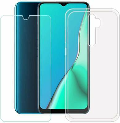 AU10.69 • Buy For Xiaomi Redmi Note 8 Pro Soft Clear Gel Phone Case Cover+Screen Protector
