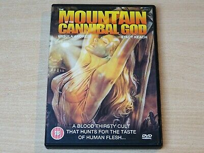 The Mountain Of The Cannibal God/Sergio Martino/2009 DVD • 4.99£