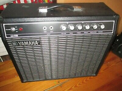 $179.99 • Buy Vintage Yamaha G30-112,THIRTY Guitar Combo Amplifier Amp MADE IN JAPAN, MINT