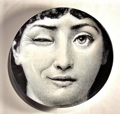 $170 • Buy Fornasetti T&V Plate 130