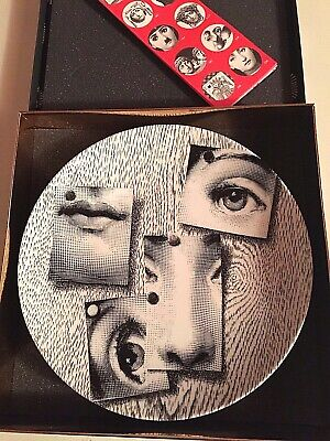 $170 • Buy Fornasetti T&V Plate 163