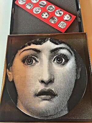 $170 • Buy Fornasetti T&V Plate 237