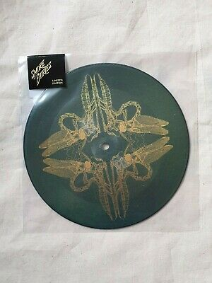 £19.99 • Buy Smoke Fairies - Out Of The Woods - Ltd 7'' Picture Disc Vinyl (Sealed Poly Bag )
