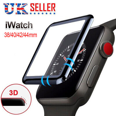 $ CDN4.45 • Buy Apple Watch Series 6 5 4 3 2 1 Full Body TPU Case Cover Screen Protector 40-44mm