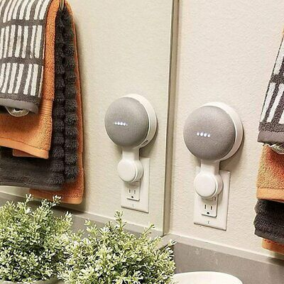 AU12.02 • Buy Wall Mount Holder For Google Home Mini With Cord Arrangement Hidden Wires UG