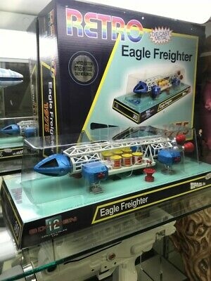 $169.99 • Buy Space 1999 Eagle Freighter Dinky Retro 12  Replica Sixteen 12 IN STOCK 189SI10