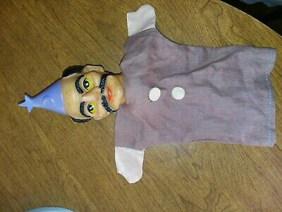 $38 • Buy Vintage Mr Rogers Hand Puppet Wizard