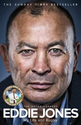 £3.02 • Buy My Life And Rugby: The Autobiography By Eddie Jones (Hardback) Amazing Value