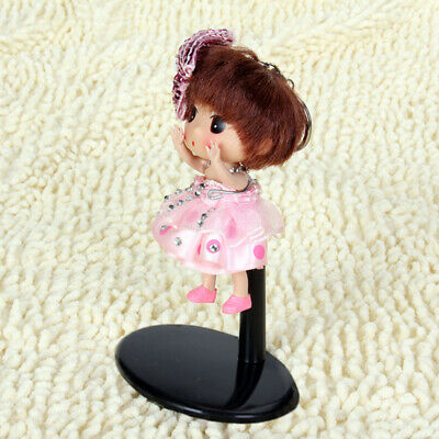 24pcs 1/6 Metal Doll Stand Display Holder Adjustable Height10-13cm For Doll • 17.82£