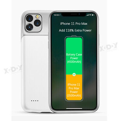 AU29.99 • Buy For IPhone X/XS 11 Pro MAX Battery Case Charger Portable Charging Cover NEW AU
