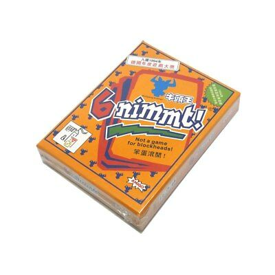 AU19.13 • Buy New Board Game Take 6 Nimmt Card Games 2-10 Players Adult Funny Party Home Game