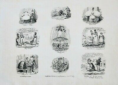 George Cruikshank (1792-1878), All Fun • 60£