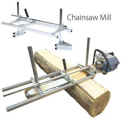 £73.98 • Buy Samger 14-36  Chain Saw Milling Chainsaw Mill Attachment Planking Lumber Ripping