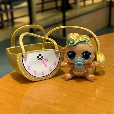 $ CDN6.50 • Buy Real LOL Surprise Lil Sisters Dolls Eye Spy Lil LUXE 24K & Bag Color Changer Toy