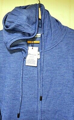 $149.99 • Buy Peter Millar Cashmere Blend Full Zip Hoodie Sweater Mens Large NWT $395.00
