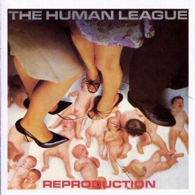 Human League : Reproduction CD Value Guaranteed From EBay's Biggest Seller! • 5.74£
