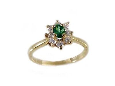 AU3085.49 • Buy Gold Alexandrite Diamond Ring Antique 19thC Russia Natural ¼ct Color-Change 14kt