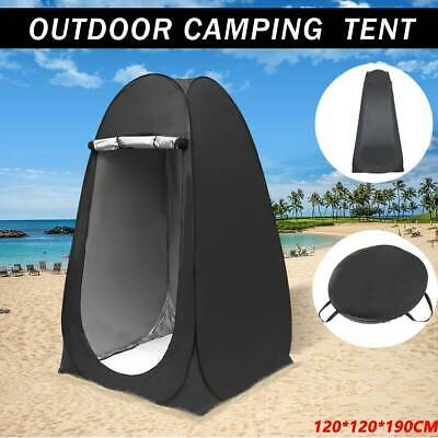 AU34.69 • Buy New Portable Pop Up Outdoor Camping Shower Tent Toilet With CarryBag AU