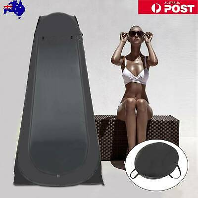 AU26.99 • Buy Portable Pop Up Outdoor Camping Shower Tent Toilet Change Room With Carry Bag AU