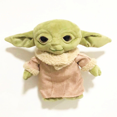 $17.99 • Buy NEW Baby Yoda Plush Toy 30CM The Mandalorian Cute Stuffed Doll Perfect For Gift!