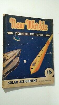 New Worlds. Fiction Of The Future. 1946 • 45£