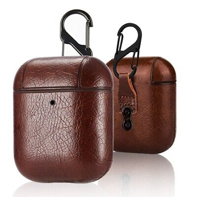 $ CDN9.99 • Buy Leather Airpods Case Cover