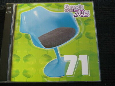 2CD Time Life Music  Sounds Of The 70s  71  TL 469/07  1971 • 12.92£