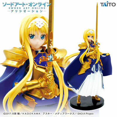 $ CDN33.05 • Buy Sword Art Online Alicization Alice Synthesis Thirty Figure Taito (authentic)