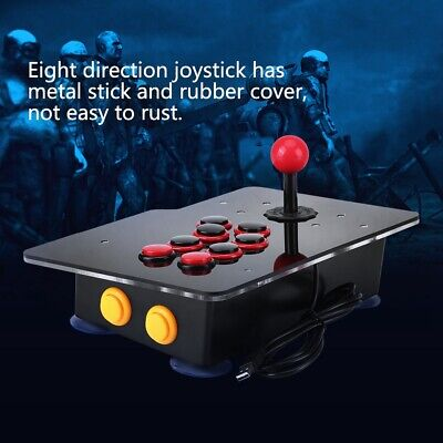 £23.01 • Buy Arcade Fighting Game USB Stick Controller Joystick Gamepad For PC Computer Game