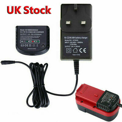 Charger For Black Decker1.2V-18V A1712 A1718 A12 A18 Ni-MH Ni-CD Battery Durable • 14.95£