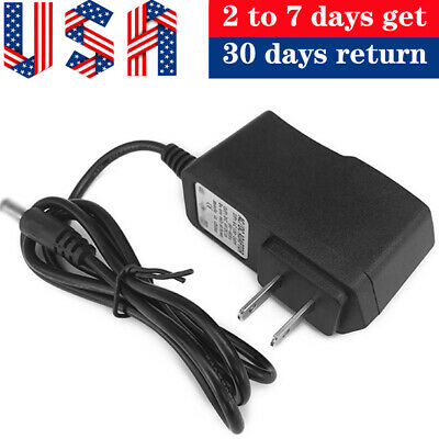 $6.18 • Buy 100-240V AC 4.5V 1A Converter Charger Adapter Power 1000mA 5.5mm*2.5mm  Supply
