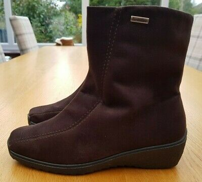 £17.99 • Buy Rohde Brown Sympatex Waterproof Ankle Boots Size 3 UK *Free P&P*