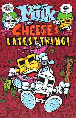 $1.99 • Buy Milk And Cheese #7 FN; Slave Labor | Save On Shipping - Details Inside