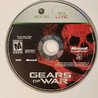 $6.50 • Buy Gears Of War 3 - Microsoft Xbox 360 - DISC ONLY