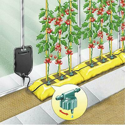 Automatic Holiday Plant Watering System Gravity Fed Irrigation Water Drip Kit • 7.49£