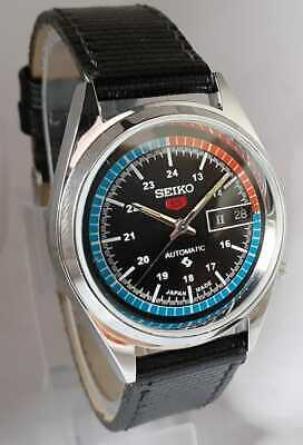 $ CDN35.02 • Buy Vintage Seiko 5 Automatic Movement No.6309 Japan Made Men's Wrist Watch