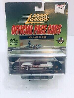 $6.75 • Buy Johnny Lightning Official Pace Car 1968 Torino Convertible Indy 500 (b1)