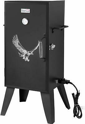 $168.72 • Buy Electric Smoker Adjustable Temperature Control Cooker Barbecue BBQ Grill Pit