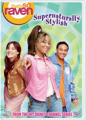 Thats So Raven: Supernaturally Stylish [ DVD Incredible Value And Free Shipping! • 7.02£