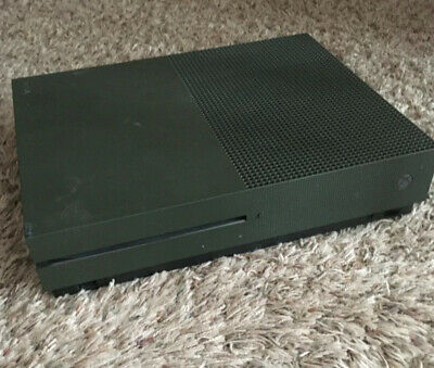 $13.50 • Buy Xbox One S Console For Parts 500GB. Console Only, No Controllers Or Power Cords