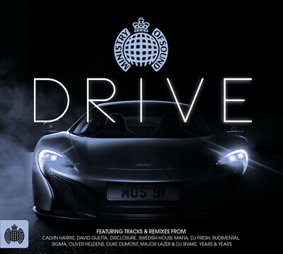 £2.08 • Buy Various Artists : Drive CD 2 Discs (2015) Highly Rated EBay Seller Great Prices