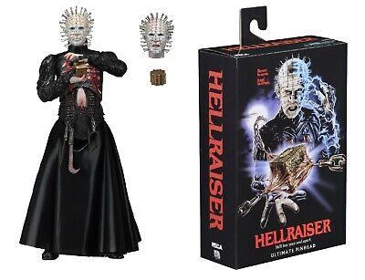 Hellraiser Ultimate Pinhead 7  Scale Action Figure NECA Official IN STOCK • 39.99£
