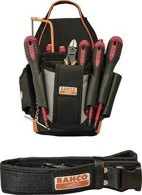 Bahco Electricians Tool Pouch Kit B4750-ETK - 12 Piece Set, Screwdrivers         • 169.99£